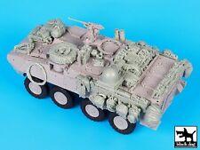Black Dog 1/35 US M1126 Stryker WIN-T Inc.1 Set w/Equipment (Trumpeter) T35145