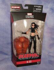 "Marvel Legends X-23 6"" Action Figure Sasquatch Series BAF Deadpool"