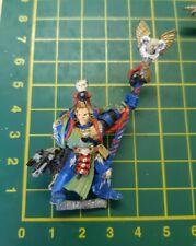 Warhammer 40K Space Marines Chief Librarian Tigurius Metal Oop 1990s Oldhammer