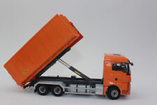 WSI 02-2195 MAN TGX XLX Palfinger Hook Lift Dispenser 1:50 NEW 04-2049
