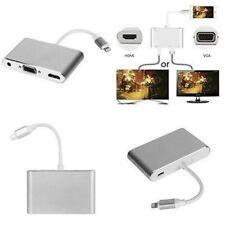 Câbles et adaptateurs universels iPhone 7 pour téléphone mobile et assistant personnel (PDA)