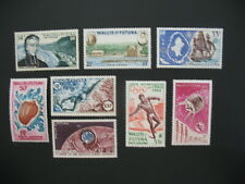 Wallis et Futuna  Stamps French Colonies   N° PA  15 à 22   neuf **  C: 111 €