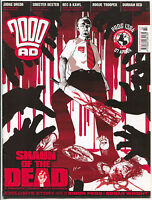 2000AD 2000 AD Prog 1384 April 7 2004 VF Judge Dredd 1st Shaun Of The Dead