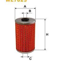 Filtro de aceite WIX AC203 5012553 93156615 G993 G993N A1021840425 