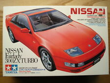 Tamiya 1:24 Scale Nissan Fairlady 300ZX Turbo Model Kit - New - Item 24087*1200