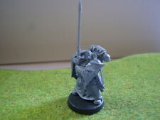 (P660) Space Marines, Dark Angels Company Master Dark vengeance converted