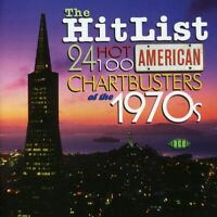 Various Artists - Hit List-24 100 Americ Chartbust 70s [New CD] UK - I
