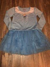 DISNEY Girls Size 7/8 Cinderella Princess Dress