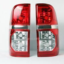Fits 2005-2015 Toyota Hilux Sr5 Vigo Ute Mk7 Kun Tgn Tail Lamp Light Pair