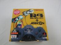 R4 Ridge Racer Type 4 Plus Jogcon Playstation 2 Japan Ver PS2