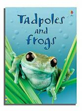 Tadpoles & Frogs - Usborne Beginners by Milbourne, Anna