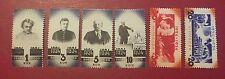1934, Russia, USSR, 540-545, Mint, Original Gum, Lenin