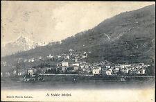 1905 - S. Fedele d'Intelvi - Panorama