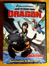 How to Train Your Dragon (DVD, 2010, Canadian) Spectacular Kids movie film show