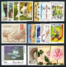 FRANCE - Lot de 20 timbres 1999 Neufs** MNH - Valeur faciale : 11,38 Euros