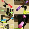 BMX MTB Cycle Mountain Bicycle Bike Handlebar Sport Soft Rubber Bar End Grip