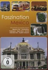 DVD * FASZINATION MEXICO - Mexico City - Xochimilco - Palenque  # NEU OVP ~