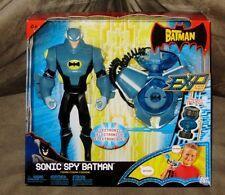 The Batman EXP Sonic Spy Batman Figure - Brand New