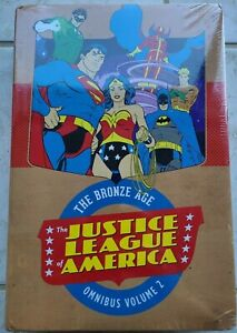 Justice League of America The Bronze Age Omnibus Vol.2 by O'Neil, Dennis SEALED