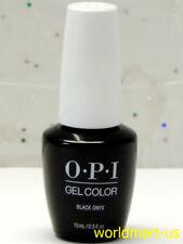 OPI Gel Color Soak Off GC T02- Black Onyx