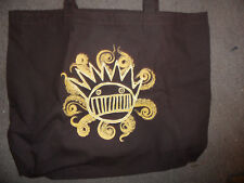Ween Brown Boognish Tote Bag New Old Store Stock