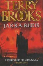 Jarka Ruus (High Druid of Shannara S.) by Brooks, Terry Hardback Book The Cheap