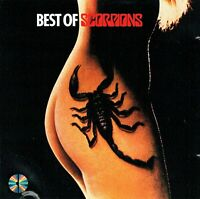 (CD) Best Of Scorpions - Speedy's Coming, Virgin Killer, In Trance,Pictured Life