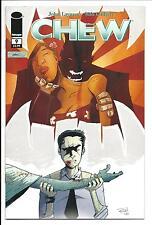 CHEW # 9 (IMAGE COMICS, FIRST PRINT, MAR 2010), VFN