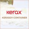 KeraSoy Container Soy Wax Candle Making Eco Soya Natural Kerax