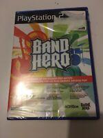 ❤️ Playstation 2 Ps2 Neuf Sous Blister Pal Fr Band Hero