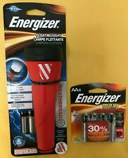 Energizer Weatheready WRWP21E Floating LED Light(2AA included)+AA Max 4pk