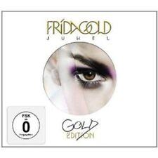 "FRIDA GOLD ""JUWEL"" CD+DVD NEW+"