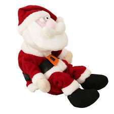 Tanzender Weihnachtsmann Lachend 31cm Weihnachtsdeko Weihnachten Figur Nikolaus