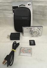 Sony Cyber-shot DSC-W830 20.1MP Digital SLR Camera - Silver #0833