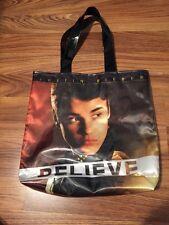 Justin Bieber 2012-13 Believe World Tour Gift Bag Swag Bag