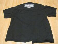 Harley Davidson mechanics shop shirt 2XL XXL 100 years 2003 black work shirt