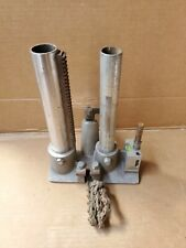 6 Pipe T Drill Press Jig Base Chain Vise