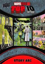 2017 MARVEL ANNUAL (2018 Upper Deck) TOP 10 STORY ARC Trading Card Insert TS-7