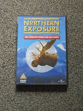 NORTHERN EXPOSURE - THE COMPLETE SERIES ONE 1 DVD BOX SET IN VGC (FREE UK P&P)