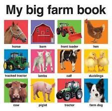 My Big Farm Book (My Big Board Books), 1849154244, New Book