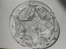 Acrylic plastic Super Water Clear 7* Crystal Balls Sphere Base Stand 145mm