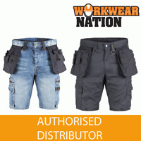 Dunderdon by Snickers P55s Holster Pocket Work Shorts Various Colours