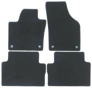 passend für VW Sharan Autoteppiche Fußmatten ab Baujahr 2010 -   osru