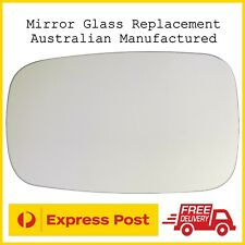 Renault Megane II 2nd Gen 2003-2010 Left Passengers Side Mirror Glass Replacemen