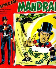 Spécial Mandrake Nouvelle Série N°5 - Ed. des Remparts - Novembre 1974 - BE