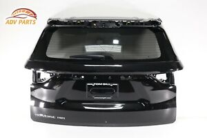 CHEVROLET TRAVERSE TAILGATE LIFTGATE BACK DOOR TRUNK LID SHELL & GLASS OEM 18-20