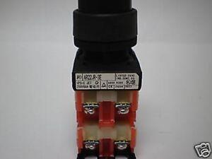 Fuji Selector Switch w/Key, A22JR-3E22A, lot of 2 $28 ($14 ea)