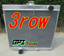 56mm 3 core ALUMINUM ALLOY RADIATOR Ford XY XW 302 GS GT 351 cleveland