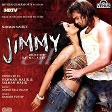 JIMMY - NEW BOLLYWOOD SOUNDTRACK CD SONGS - FREE UK POST