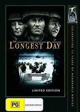 The Longest Day (DVD, 2010)